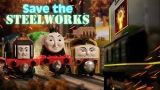 Friends to the Rescue!   Save the Steelworks #3     Thomas & Friends