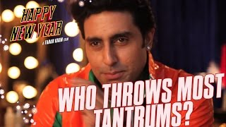 Who Throws Most Tantrums? | Happy New Year