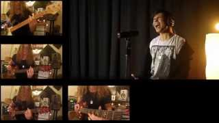 Asking Alexandria - Moving On - Cover - Jake Graham & Iago Pico