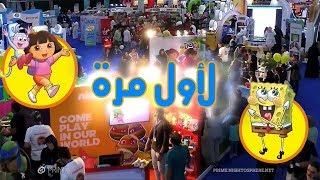 Nickelodeon HD Arabia | Continuity | July 2018