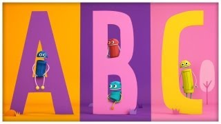 """""""The ABC Song"""" Classic Songs by StoryBots"""
