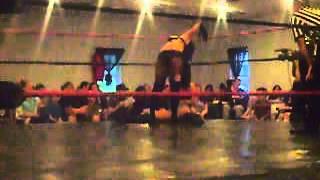 """APW """"Reloaded"""" 5/17/14 - Mistress Belmont vs Nikki Valentine"""