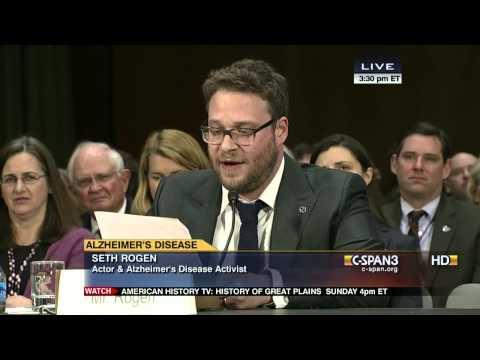 Seth Rogen Opening Statement C SPAN