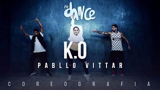 K.O. - Pabllo Vittar (Coreografia) FitDance TV