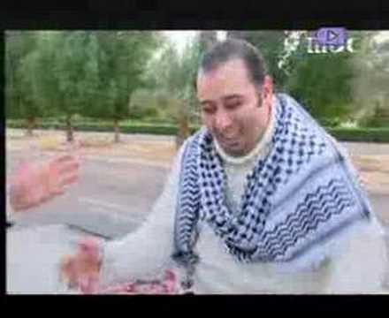 çok güzel bir Arapça şarkı halay eşliğinde