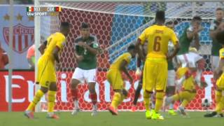 2014 FIFA World Cup ~ Group Stage ~ Mexico 1 - 0 Cameroon