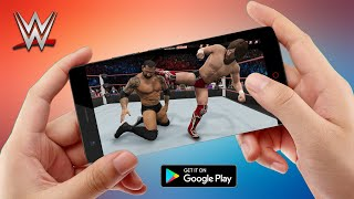 Top 10 WWE Games For Android 🔥   Best WWE Games For Android (High Graphics)