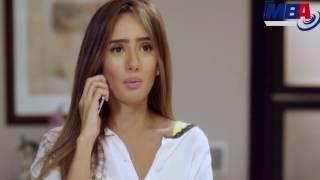 شوف زينه بتعاير مرات احمد فهمي بمركزها وتتعالي عليها في مشهد محزن جداً