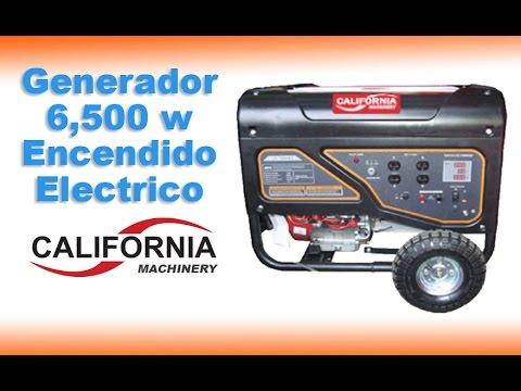 Generador 8 000 KW 6 000 KW 15 HP Planta de luz generador eléctrico