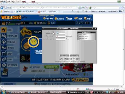 Nuevo hack de monedas Wild Ones JULIO 2011.