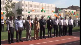 Indian School Muscat - 40th Annual Athletic Meet 25th Feb 2016