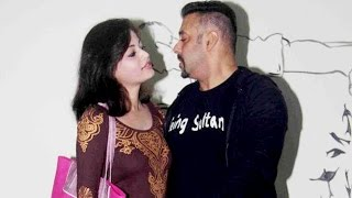 Salman Khan HUGS Sneha Ullal Co-star in Lucky