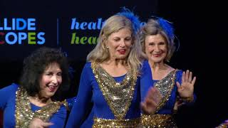 Tapping your way to health | St. Louis Strutters | TEDxGatewayArchSalon