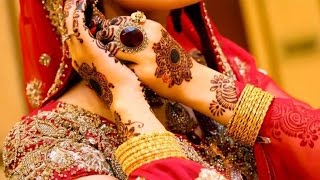 Best Design For henna Mehndi | Bridal Mehndi Design 2017 || Fashion Parlour