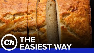 How to Make Easy Banana Bread - The Easiest Way