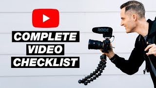 How to Make YouTube Videos that Get Views (Complete Checklist)