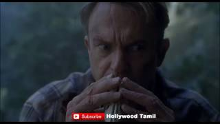 [தமிழ்] Jurassic Park-3(2001) The Lost World: Climax scene in Tamil | Super Scene | HD 720p
