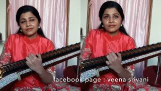Bahubali2 dandalayya song by veenasrivani