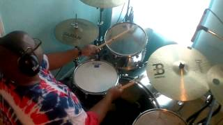 Hillsong Live - I Give You My Heart (Live) (Drum Cover)