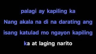 Ngayon hanggang wakas by Daryl ong KARAOKE