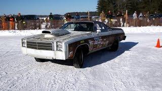 Ice Dragging the El Camino—Roadkill Preview Ep. 77