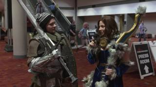 DreamHack Atlanta Cosplay Competition - Interviews