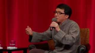 Jackie Chan Tribute at the Academy (his BEST interview/performance)