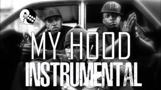 Instrumental Rap 2016 // Séty Rixe - My hood (Free Beats)