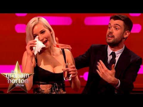 Jennifer Lawrence Cannot Handle Jack Whitehall s Poop Story The Graham Norton Show