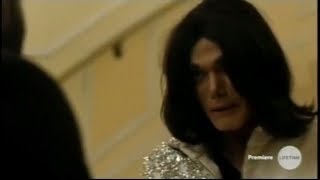Searching For Neverland Lifetime Movie 2017: Randy Smashed Into MJ's Gate