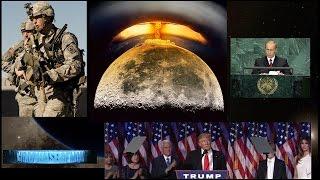 UFO WAR! RACE To Disclosure TRUMP Vladimir Putin Will End NEW WORLD ORDER 11/12/2016
