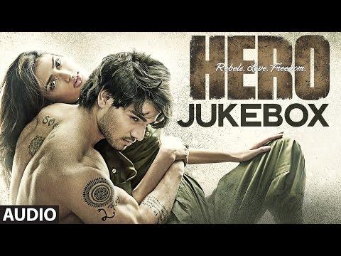 Hero Full Audio Songs JUKEBOX | Sooraj Pancholi, Athiya Shetty | T-Series