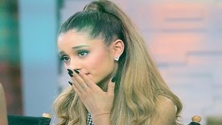Ariana Grande's Reaction To Big Sean Talking About Her PU$$Y