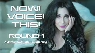 NVT3   Round 1 Entry - Anna Chloe Moorey (Cher Impression)