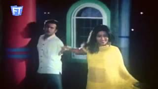 Neel Neel Jochona By Riaz & Shabnur Film Milon Hobe Koto Dine Singer Andrew Kishore