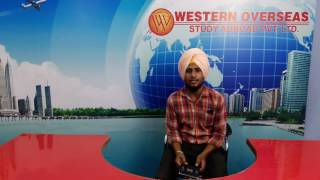 Recent Canada Visa 2016 - Preetinder Singh