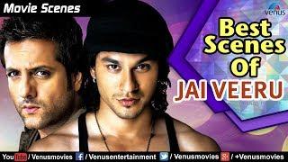 Best Scenes of Jai Veeru | Hindi Movies | Best Bollywood Movie Scenes |  Fardeen Khan Movies