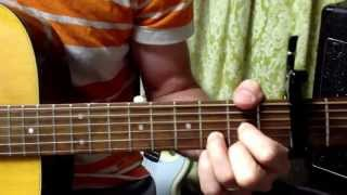 You Raise Me Up - easy guitar key of F