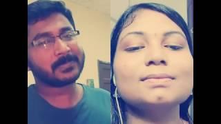 Tharapadham song. Duet by anju tr and faisal meghmalhar
