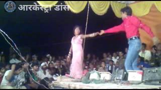 Hot arkesta dance in hindi song boy & randi tumhare siwa kuchh na chahat Majid Group Manikapur Unnao