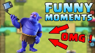 Clash Royale Most Funny Moments, Fails, Glitches, Trolls Compilation #6
