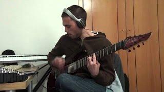 Skrillex - Kyoto (Ft. Sirah) Guitar Cover