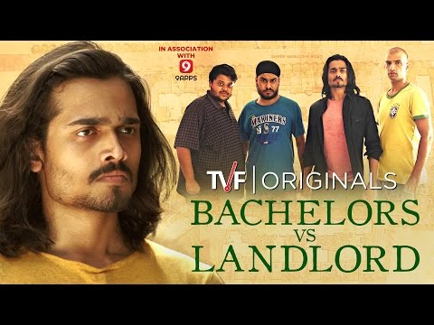 TVF Bachelors | E02 – Bachelors vs Landlord ft. BB ki Vines