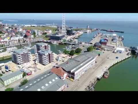 Cuxhaven Die Schönheit an der Nordsee P4P Drohne
