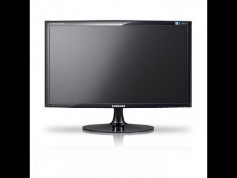 SAMSUNG LCD MONITOR REPAIR AS