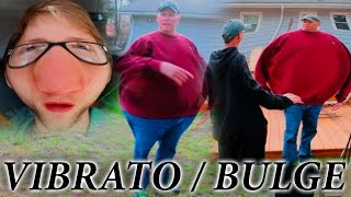 PSYCHO DAD FIGHTS UNCLE LARRY! (VIBRATO/BULGE)