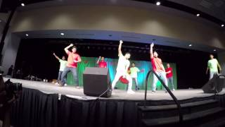 Bangladesh Night 2017 - 26th March - South Dakota State University- Dustu Cheler Dol (Boy's Dance)