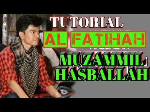 TUTORIAL AL FATIHAH IRAMA KURDI MUZAMMIL HASBALLAH