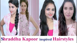 Shraddha Kapoor Veet Ad inspired Hairstyles - Bollywood inspired Hair Style