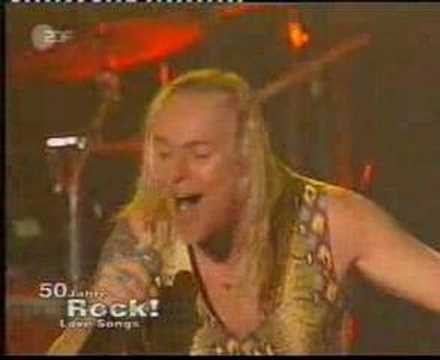 Uriah Heep  - 2004 Live Lady In Black Live on tv